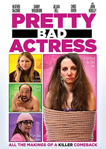 Pretty Bad Actress Mccomb Bell DVD Nr