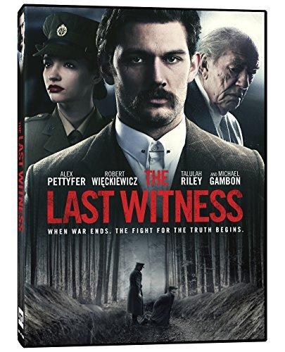 Last Witness/Pettyfer/Riley@DVD@NR