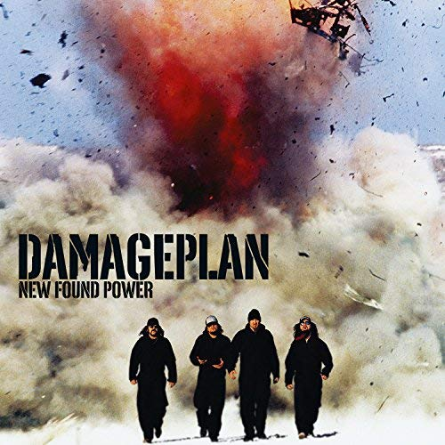 Damageplan New Found Power (gold & Solid Red Vinyl)