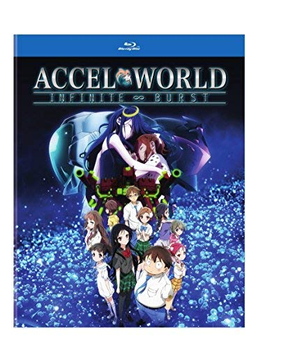 Accel World Infinite Burst Accel World Infinite Burst Blu Ray Nr