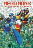 Capcom Mega Man X Official Complete Works Hc