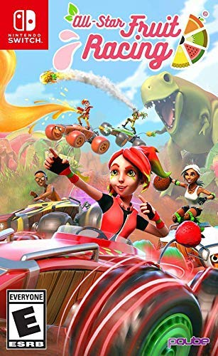 Nintendo Switch All Star Fruit Racing