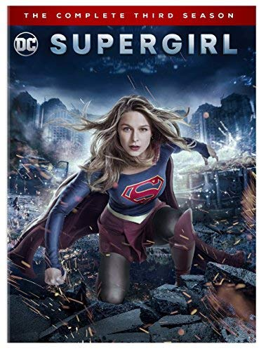 Supergirl Season 3 DVD