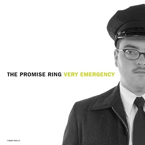 The Promise Ring Very Emergency (clear Vinyl) Indie Exclusive Ltd To 800