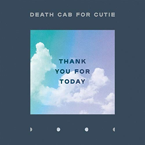 Death Cab For Cutie Thank You For Today (clear Vinyl) Indie Exclusive