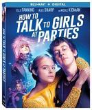 How To Talk To Girls At Parties Fanning Sharp Kidman Blu Ray Dc R