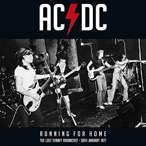 Ac Dc Running For Home (yellow Vinyl) Yellow Vinyl Lp