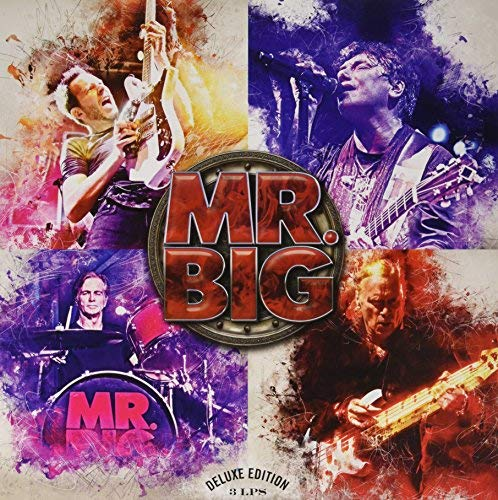 Mr Big Live From Milan