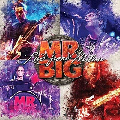 Mr. Big Live From Milan
