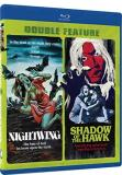 Nightwing Shadow Of The Hawk Double Feature Blu Ray Pg