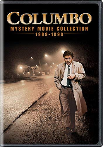 Columbo Mystery Movie Collection 1989 1990 DVD