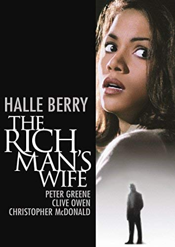 The Rich Man's Wife Berry Greene Owen DVD R