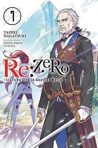 Tappei Nagatsuki Re Zero Starting Life In Another World Vol. 7 (li