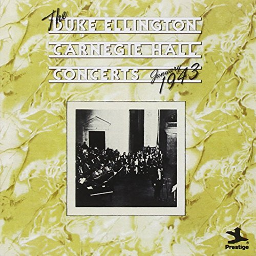 Duke Ellington Carnegie Hall Concerts 1943 2 CD