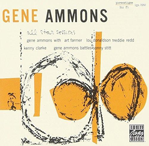 Ammons/Stitt/All-Star Sessions