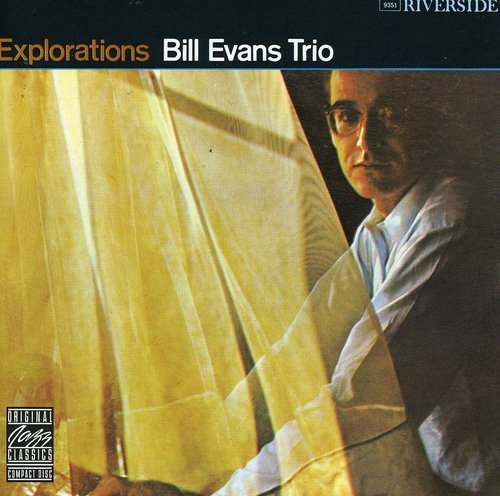Evans Bill Trio Explorations