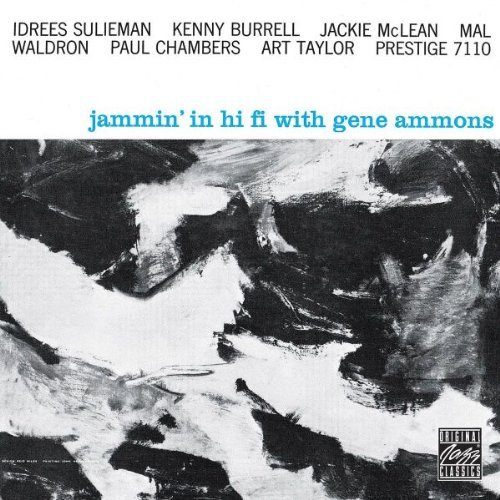 Gene Ammons Jammin' In Hi Fi With Gene Amm