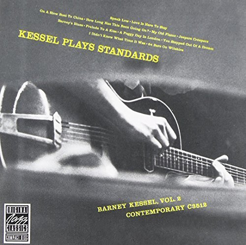 Barney Kessel Plays Standards