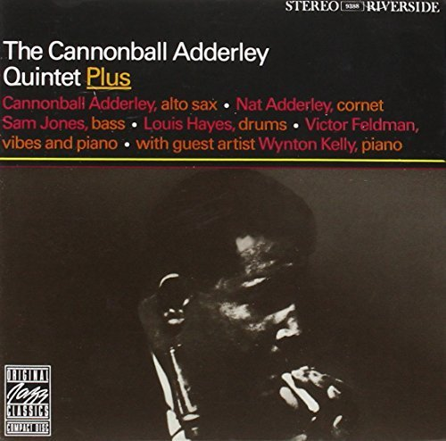 Cannonball Adderley Quintet Plus