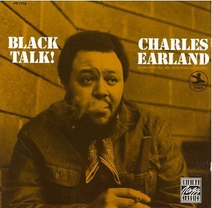 Charles Earland Black Talk CD R