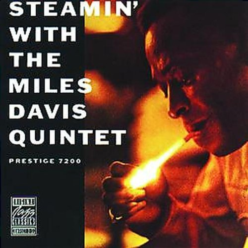 Miles Quintet Davis Steamin' With