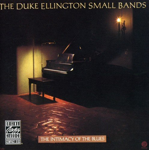 Ellington Duke Small Bands Intimacy Of The Blues