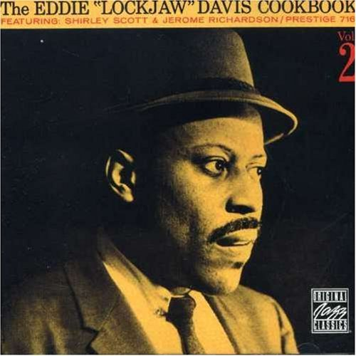 Eddie Lockjaw Davis Vol. 2 Cookbook