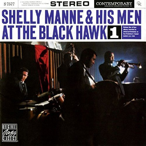 Shelly Manne Vol. 1 At The Black Hawk