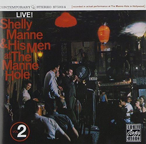 Shelly & His Men Manne Vol. 2 Manne Hole
