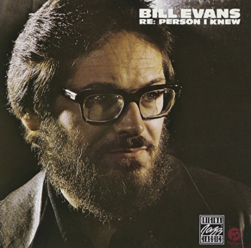 Bill Evans Re Person I Knew CD R