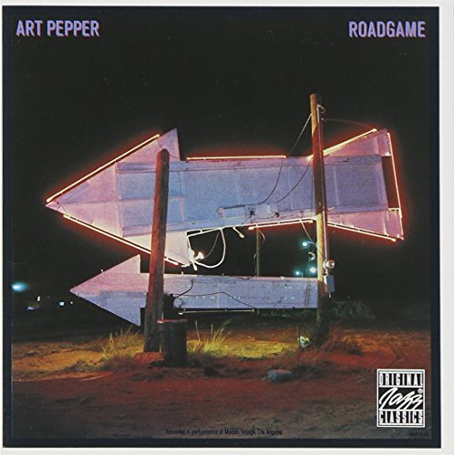 Art Pepper Roadgame