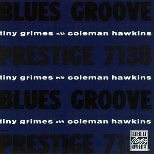 Grimes Hawkins Blues Groove CD R