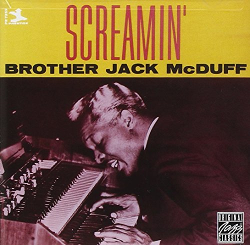 Jack Mcduff Screamin'