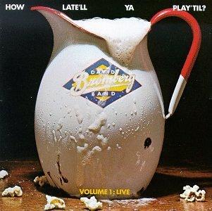 David Bromberg/Live-How Late'Ll Ya Play Till?
