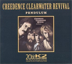 Creedence Clearwater Revival Pendulum Remastered