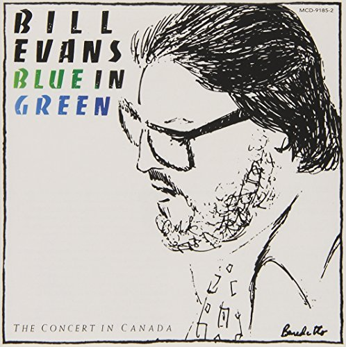 Bill Evans Blue In Green