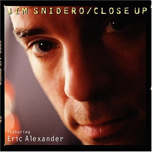 Jim Snidero Close Up Feat. Eric Alexander