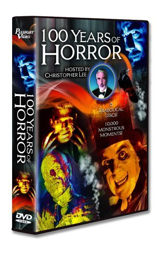 100 Years Of Horror Complete C 100 Years Of Horror Complete C Clr Nr 5 DVD