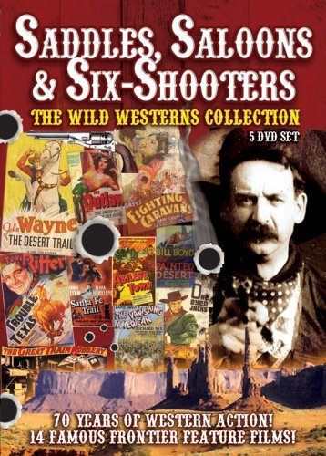 Saddles Saloons & Six Shooters Saddles Saloons & Six Shooters Nr 5 DVD