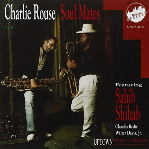 Charlie Rouse Soul Mates