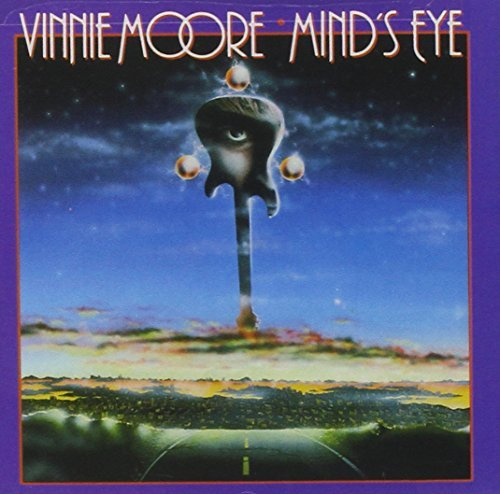 Vinnie Moore Mind's Eye
