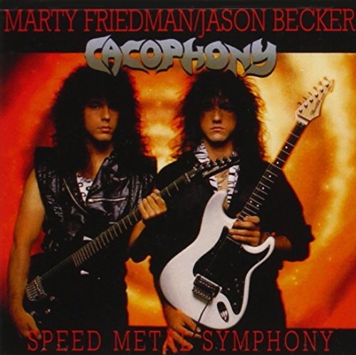 Cacophony Speed Metal Symphony