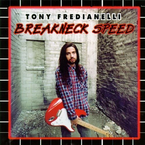 Fred Fredianelli Breakneck Speed