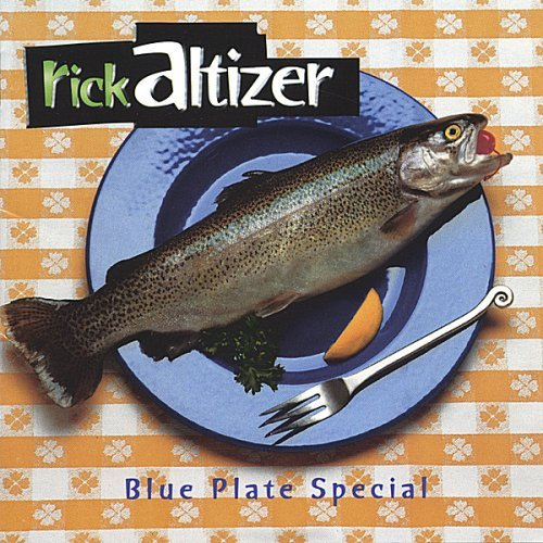 Altizer Rick Blue Plate Special