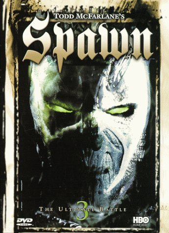 Spawn 3 Ultimate Battle Spawn Clr Cc Dss Mult Dub Sub Snap Nr Coll. Ed.