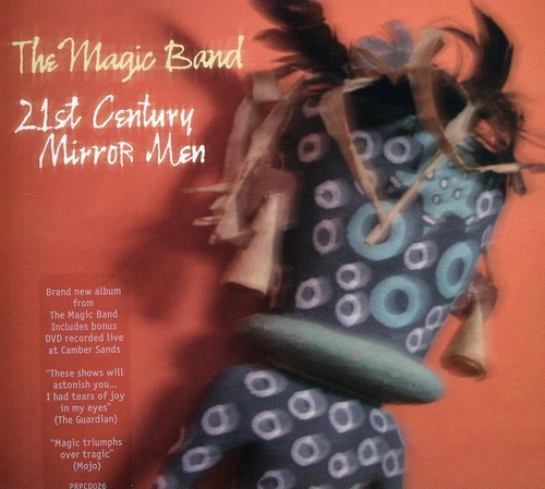 Magic Band 21st Century Mirror Men Import Eu Incl. Bonus DVD