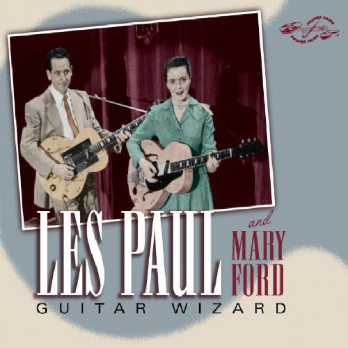 Paul Ford Guitar Wizard Import Gbr 2 CD Set