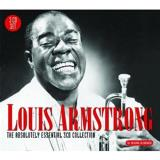 Louis Armstrong Absolutely Essential 3 CD Coll Import Gbr 3 CD