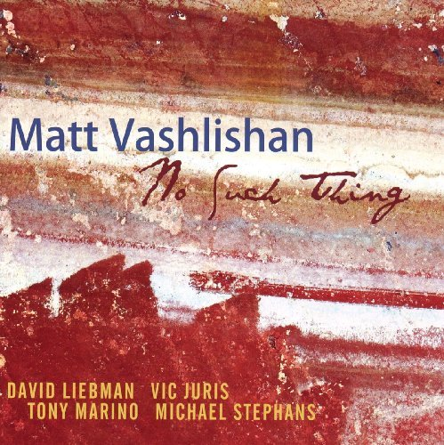 Matt Vashlishan No Such Thing