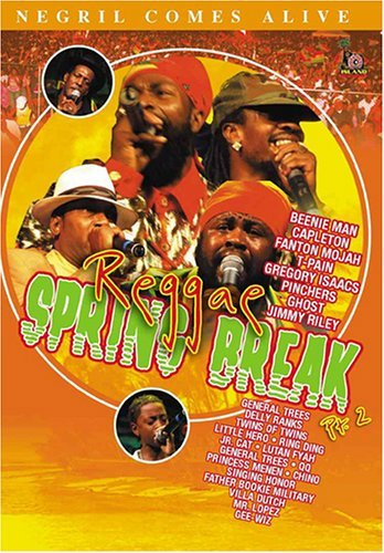 Reggae Spring Break Vol. 2 Beenie Man Capleton T Pain Reggae Spring Break